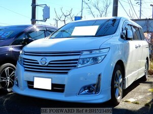 Used 2011 NISSAN ELGRAND BH523492 for Sale