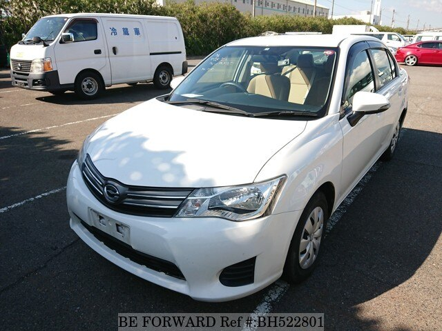 Used 2013 TOYOTA COROLLA AXIO BH522801 for Sale