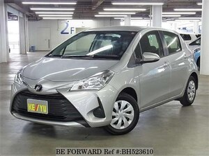 Used 2018 TOYOTA VITZ BH523610 for Sale