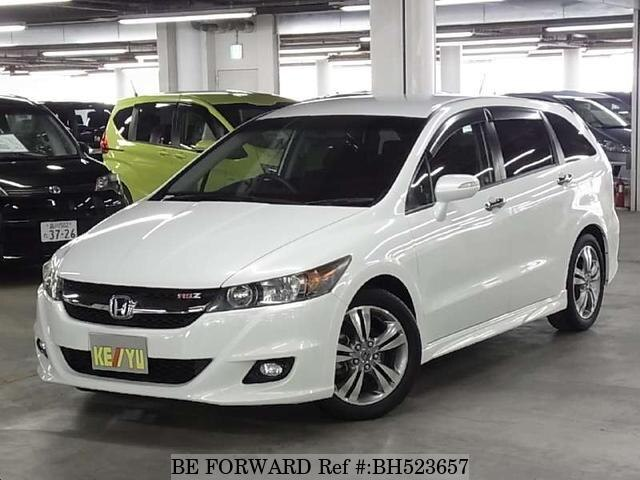Used 2013 HONDA STREAM BH523657 for Sale