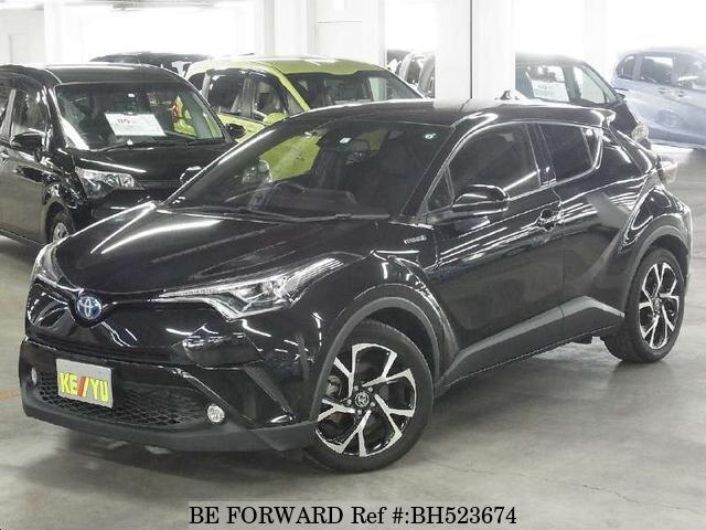 Used 2017 TOYOTA C-HR BH523674 for Sale