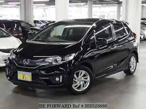 Used 2013 HONDA FIT BH523688 for Sale
