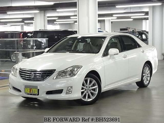 Used 2008 TOYOTA CROWN BH523691 for Sale