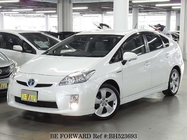 Used 2009 TOYOTA PRIUS BH523693 for Sale