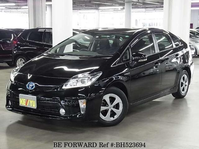 Used 2015 TOYOTA PRIUS BH523694 for Sale