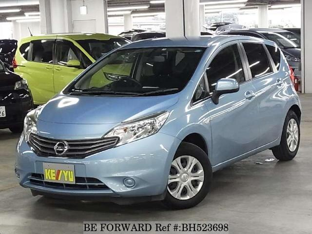 Used 2013 NISSAN NOTE BH523698 for Sale