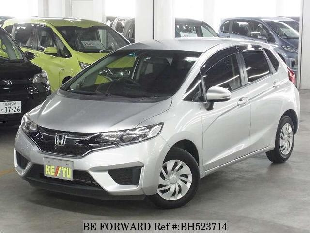 Used 2016 HONDA FIT BH523714 for Sale