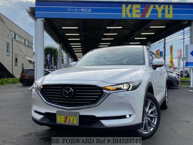 Used 2018 MAZDA CX-8 BH523741 for Sale