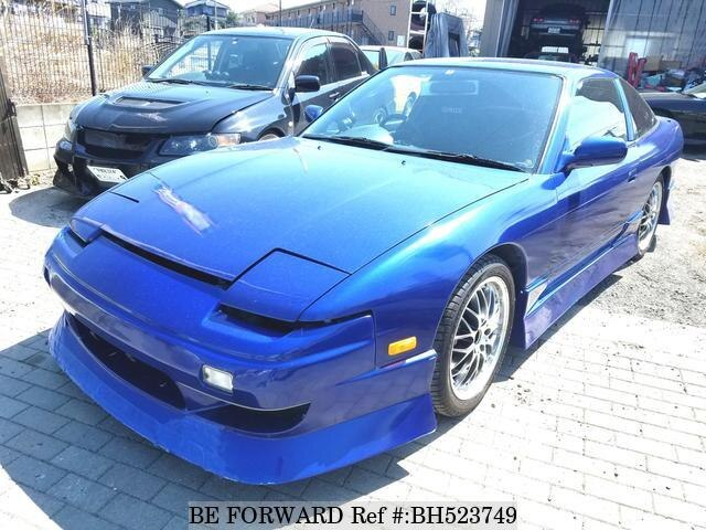 Used 1998 NISSAN 180SX BH523749 for Sale