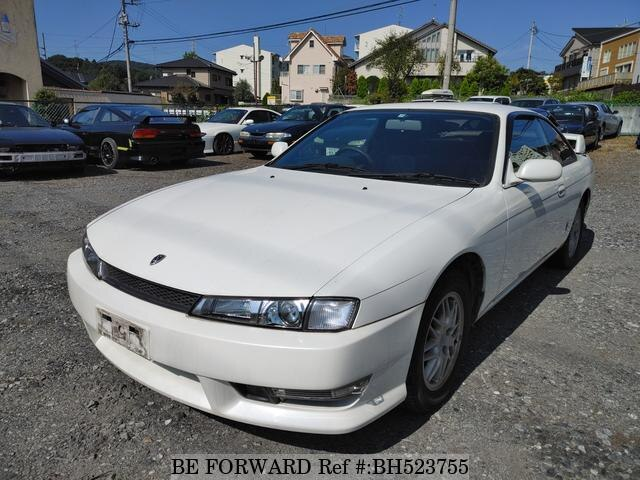 Used 1997 NISSAN SILVIA BH523755 for Sale
