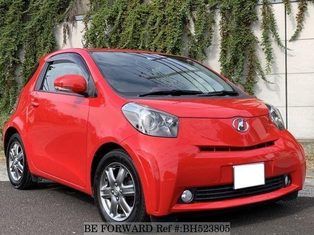 Used 2010 TOYOTA IQ BH523805 for Sale