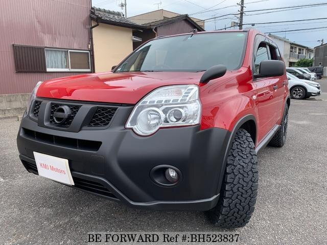 Used 2012 NISSAN X-TRAIL BH523837 for Sale