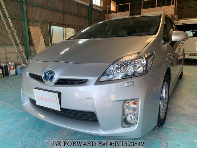 Used 2011 TOYOTA PRIUS BH523842 for Sale