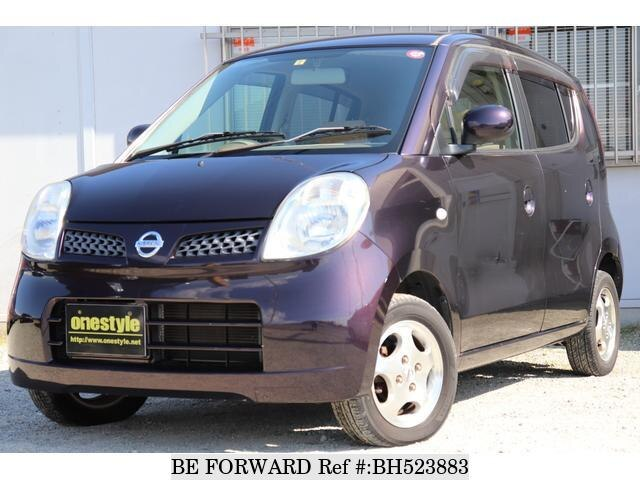 Used 2007 NISSAN MOCO BH523883 for Sale