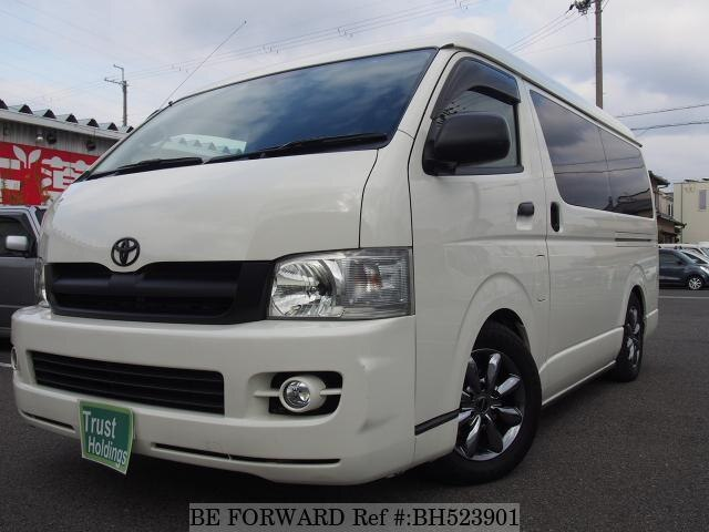 Used 2009 TOYOTA HIACE WAGON BH523901 for Sale