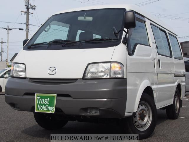Used 2001 MAZDA BONGO VAN BH523914 for Sale