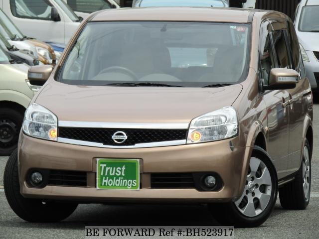 Used 2007 NISSAN LAFESTA BH523917 for Sale