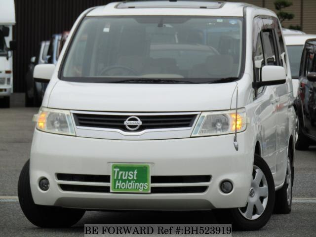 Used 2005 NISSAN SERENA BH523919 for Sale