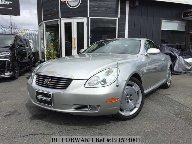 Used 2001 TOYOTA SOARER BH524003 for Sale