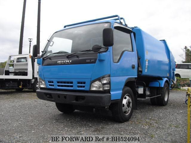 Used 2005 ISUZU ELF TRUCK BH524094 for Sale