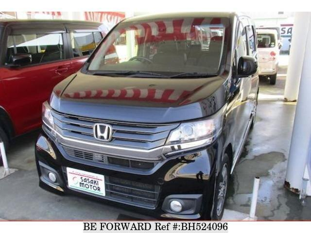 Used 2014 HONDA N-WGN BH524096 for Sale