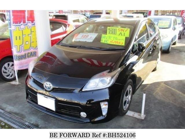 Used 2015 TOYOTA PRIUS BH524106 for Sale