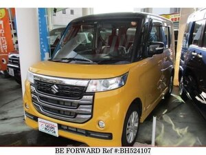 Used 2017 SUZUKI SPACIA BH524107 for Sale