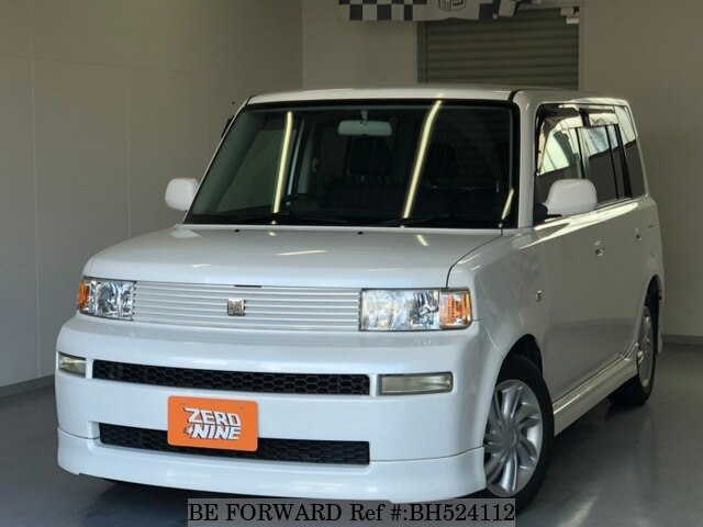Used 2004 TOYOTA BB BH524112 for Sale