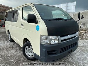 Used 2007 TOYOTA HIACE VAN BH524121 for Sale
