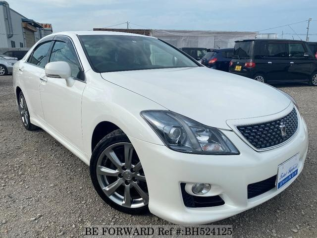 Used 2008 TOYOTA CROWN BH524125 for Sale