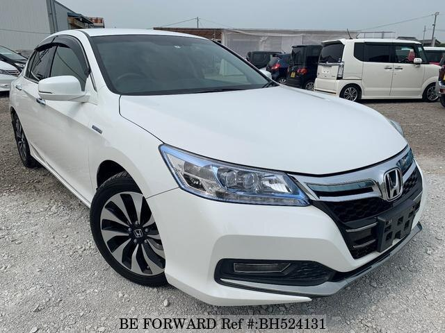 Used 2013 HONDA ACCORD HYBRID BH524131 for Sale