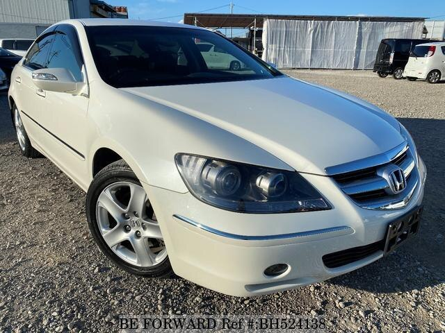 Used 2007 HONDA LEGEND BH524138 for Sale