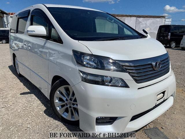 Used 2008 TOYOTA VELLFIRE BH524140 for Sale