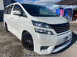 Used 2009 TOYOTA VELLFIRE BH524143 for Sale