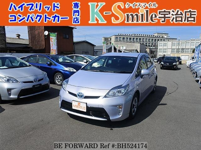 Used 2012 TOYOTA PRIUS BH524174 for Sale