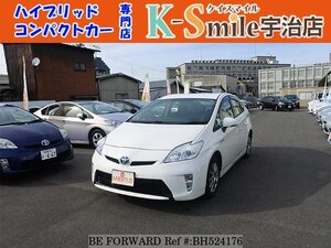 Used 2013 TOYOTA PRIUS BH524176 for Sale