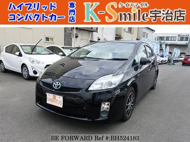Used 2010 TOYOTA PRIUS BH524183 for Sale