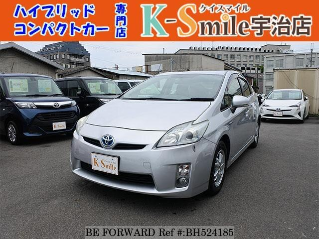 Used 2010 TOYOTA PRIUS BH524185 for Sale