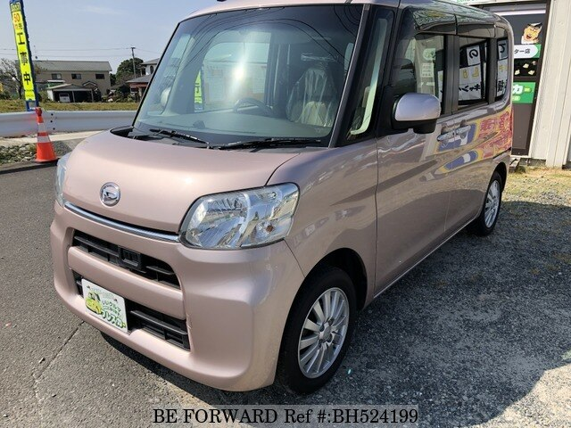 Used 2014 DAIHATSU TANTO BH524199 for Sale