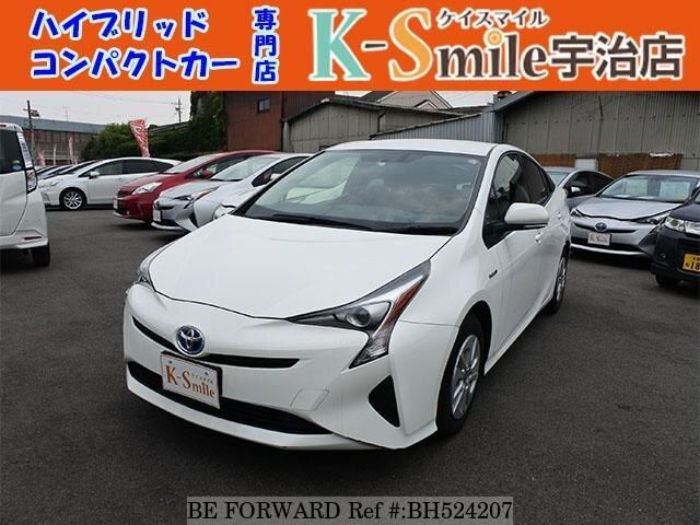 Used 2018 TOYOTA PRIUS BH524207 for Sale