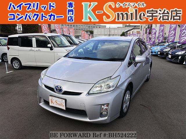 Used 2010 TOYOTA PRIUS BH524222 for Sale