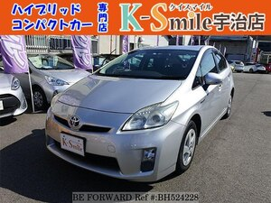 Used 2011 TOYOTA PRIUS BH524228 for Sale