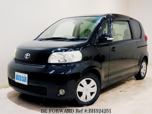 Used 2007 TOYOTA PORTE BH524251 for Sale