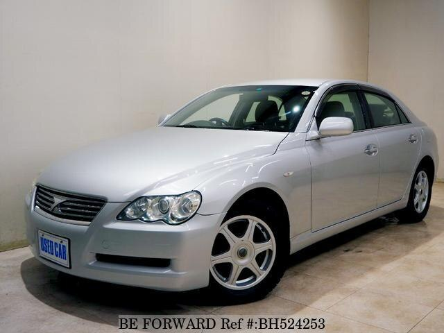 Used 2004 TOYOTA MARK X BH524253 for Sale