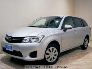 Used 2012 TOYOTA COROLLA FIELDER BH524256 for Sale