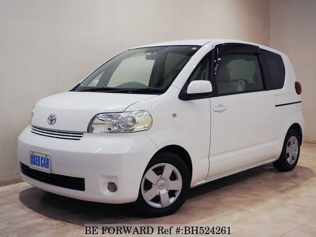 Used 2007 TOYOTA PORTE BH524261 for Sale