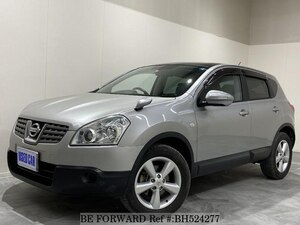 Used 2007 NISSAN DUALIS BH524277 for Sale