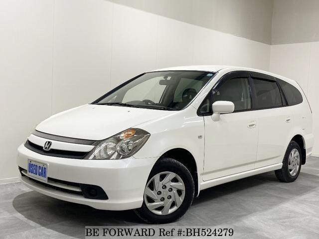 Used 2001 HONDA STREAM BH524279 for Sale