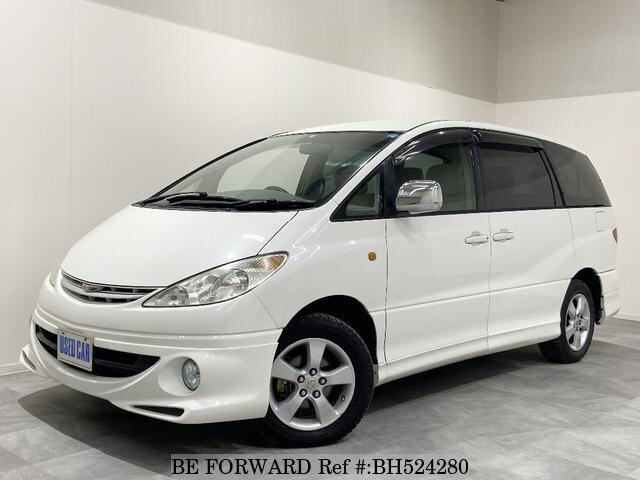 Used 2001 TOYOTA ESTIMA T BH524280 for Sale