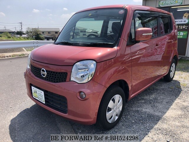 Used 2012 NISSAN MOCO BH524298 for Sale